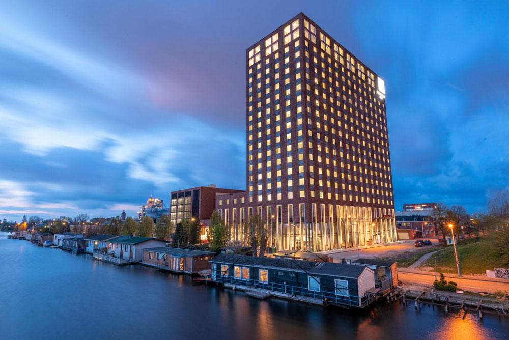 Leonardo Royal Hotel Amsterdam Exterior