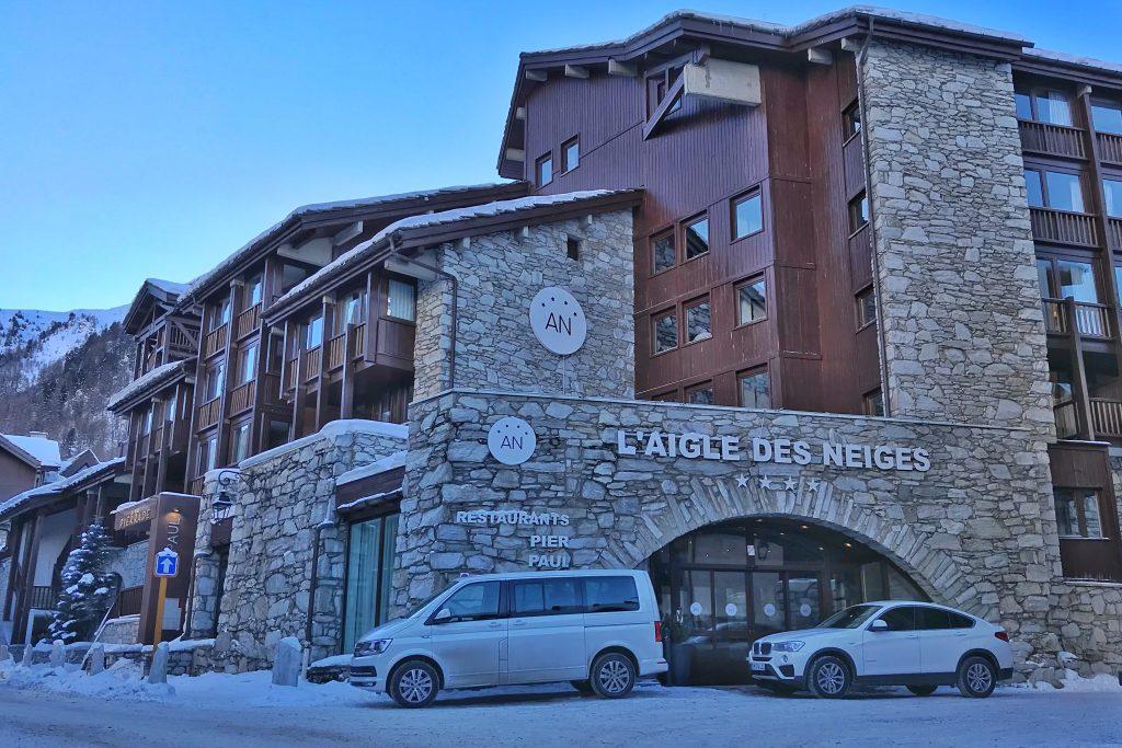 Hotel Aigle des Neiges Val d'Isère