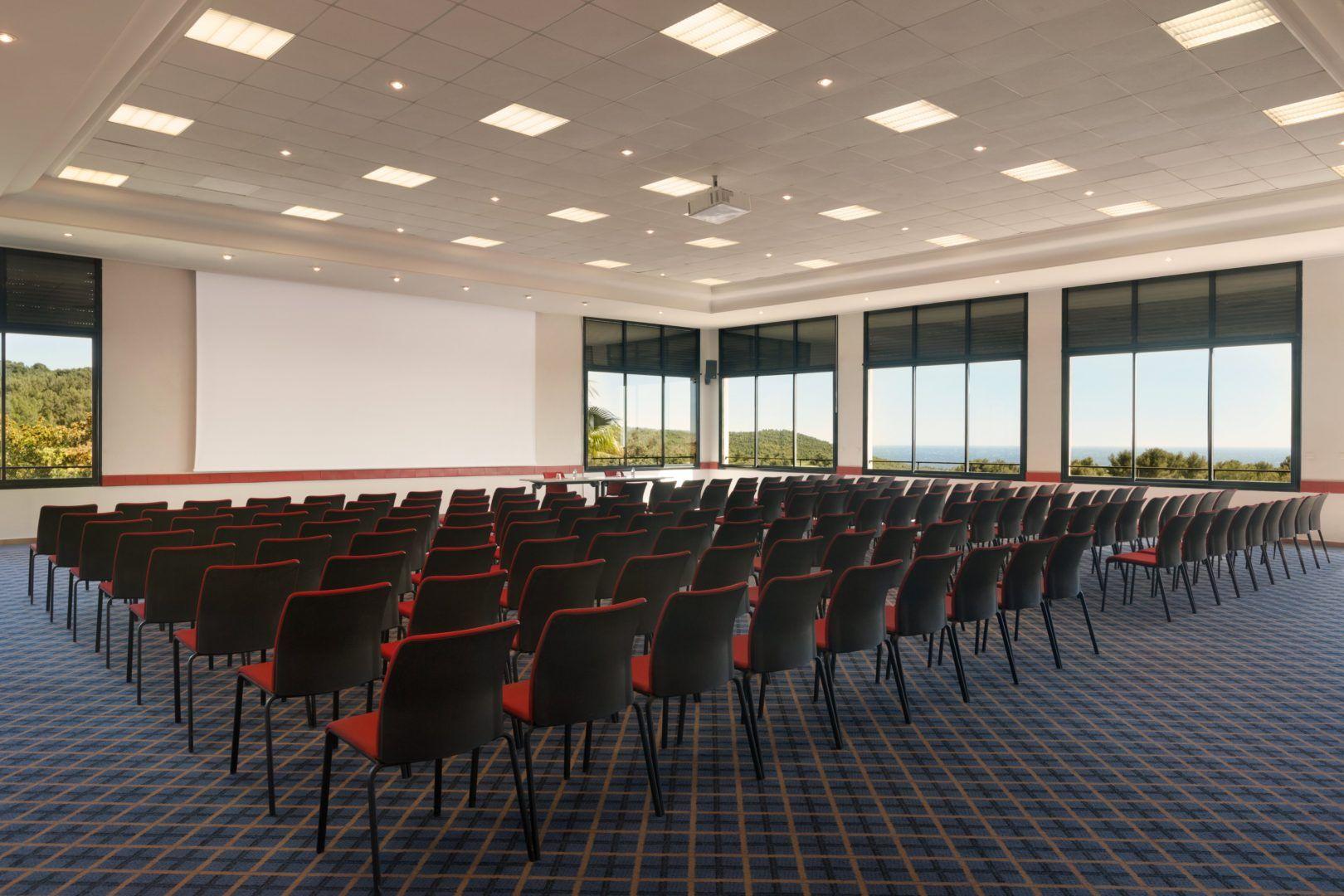 Meeting Room in France