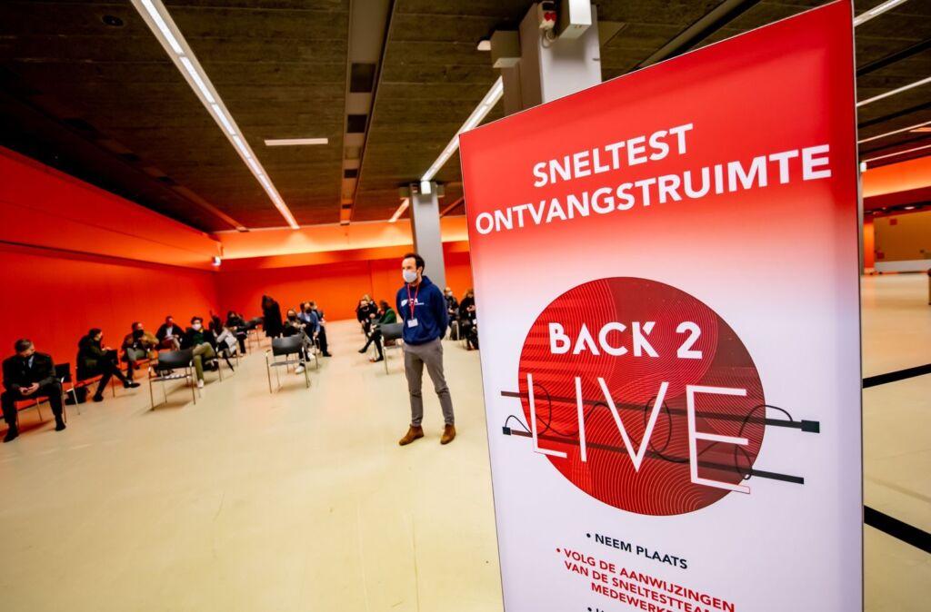 #Back2Live Utrecht