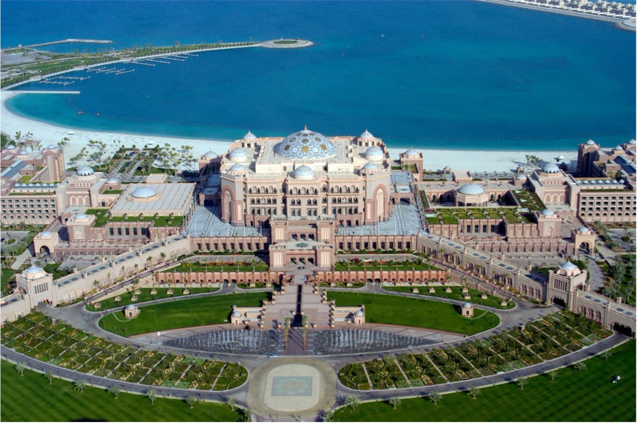 Abu Dhabi Meetings at Emirates Palace